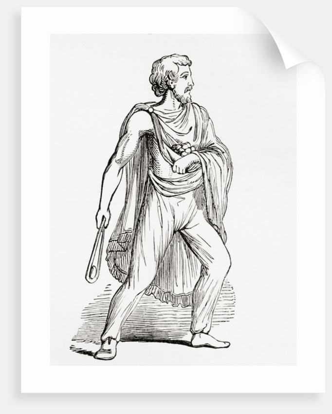 A Roman slinger by Anonymous