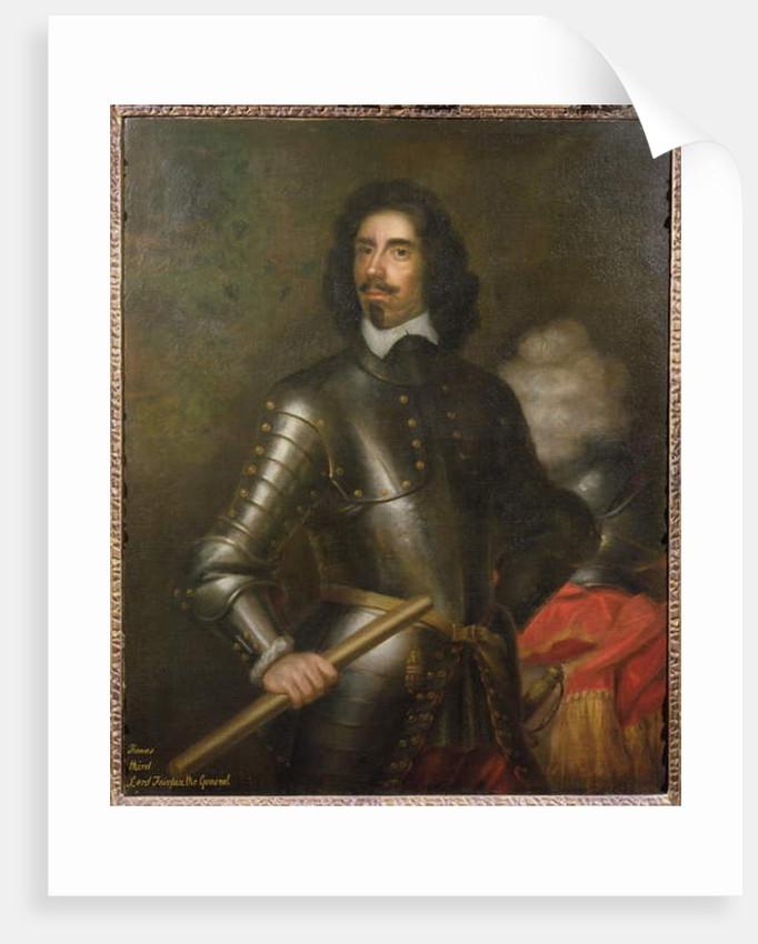Thomas 3rd Lord Fairfax by Robert Walker