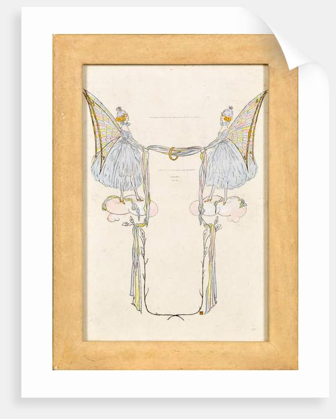 Fairies, c.1915 by May Gardiner