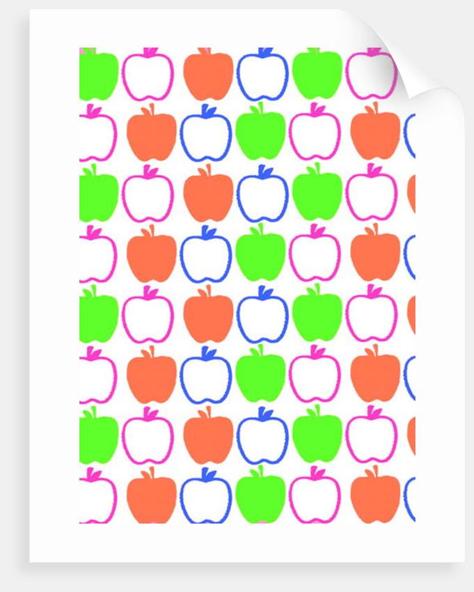 Apples by Louisa Hereford