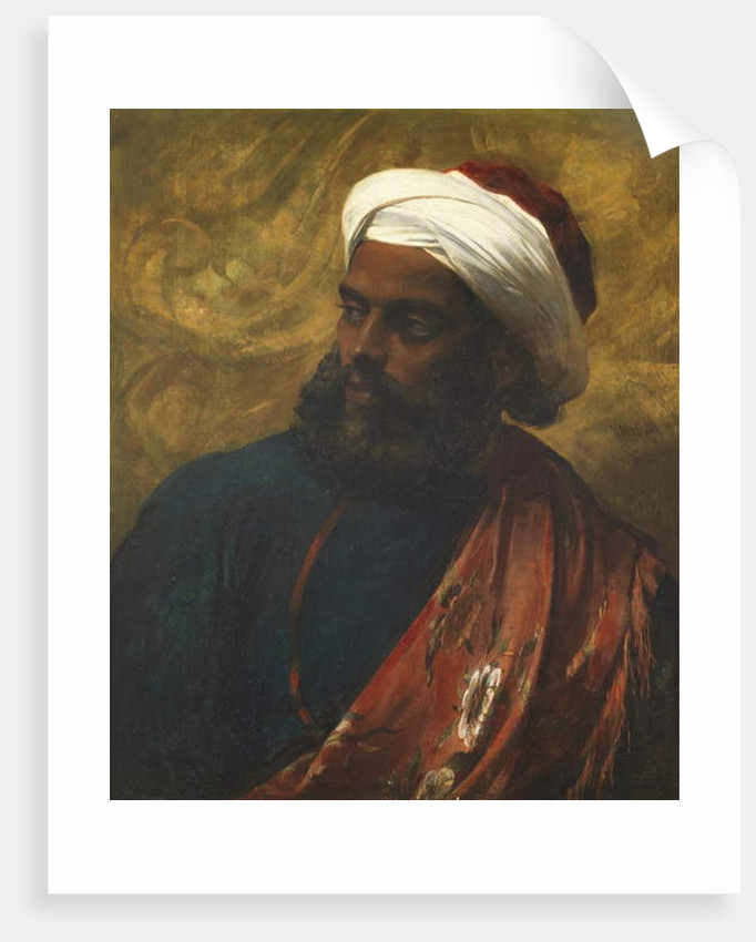 An Arab, c.1841 by William James Muller