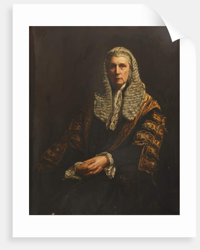 Roundell Palmer by Walter William Ouless
