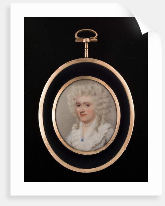 Anne, wife of Lewis Edwards of Talgarth, 1789 by Johann Heinrich von Hurter