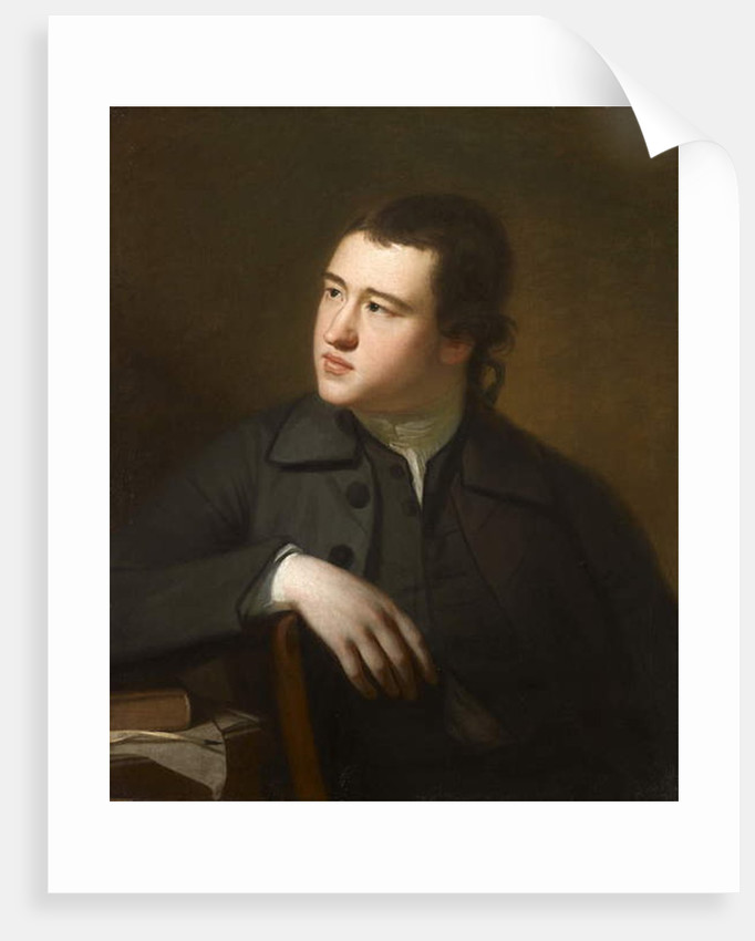 Portrait of the Reverend William Atkinson, c.1760 by George Romney