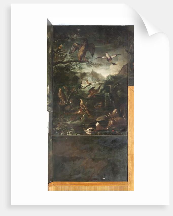 Animals, Myth of Orpheus by Italian School