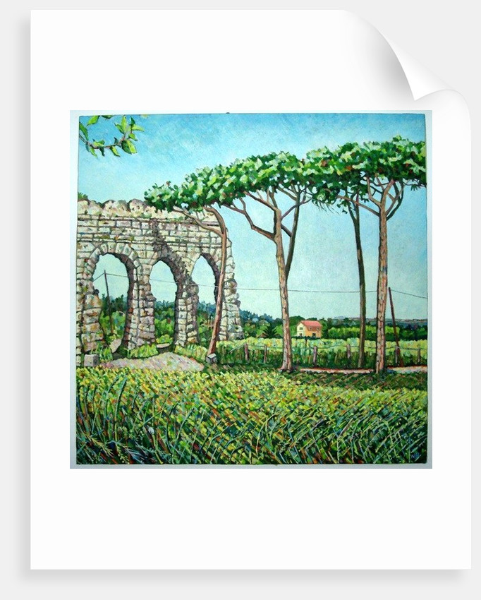 Three Arches by Noel Paine
