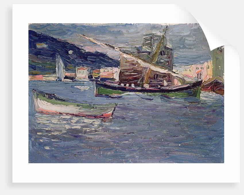 Rapallo, 1905 by Wassily Kandinsky