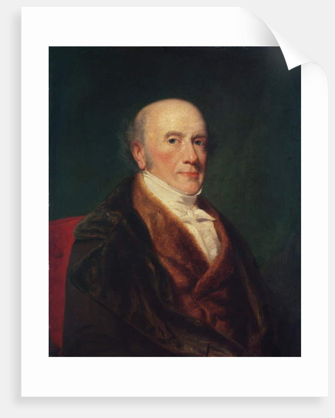 Portrait of Alexander Baring, Lord Ashburton, 1842 by George Peter Alexander Healy