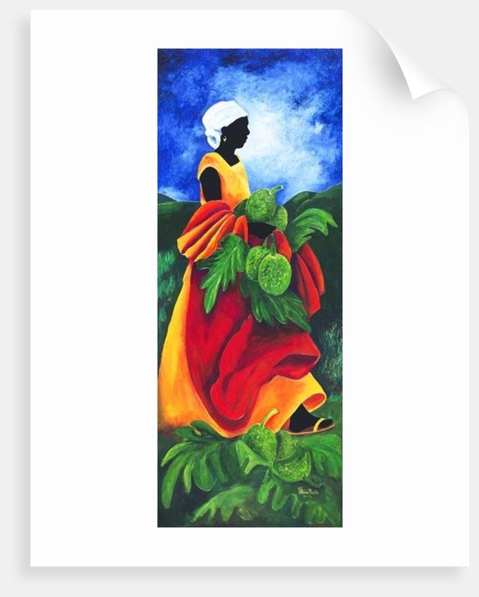 Season Breadfruit by Patricia Brintle