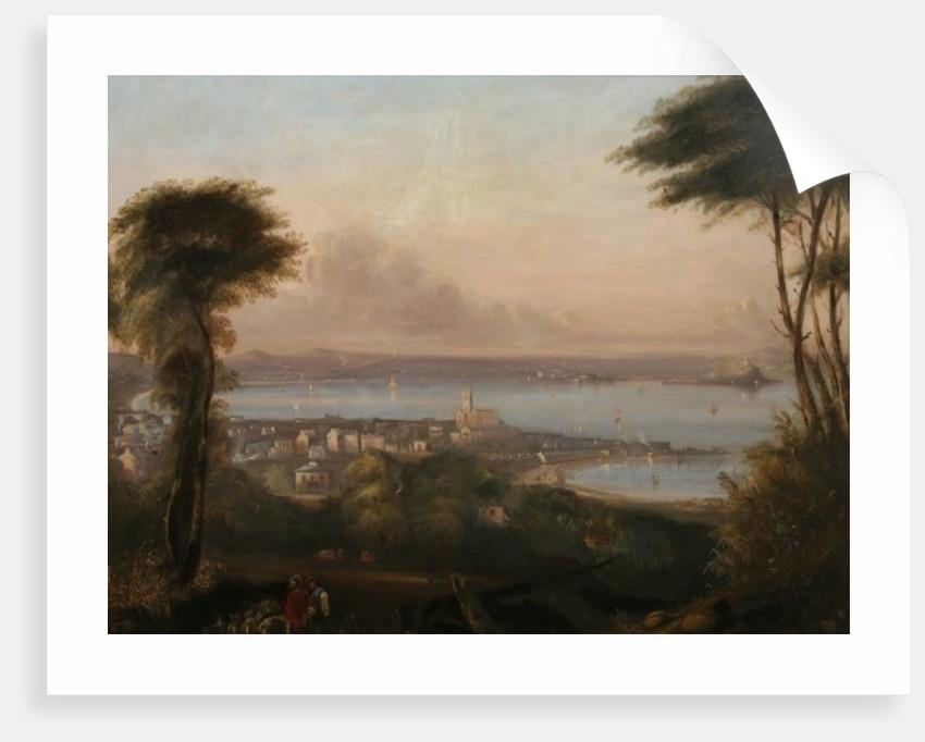 A View of Penzance, c.1836 by Richard Thomas Pentreath
