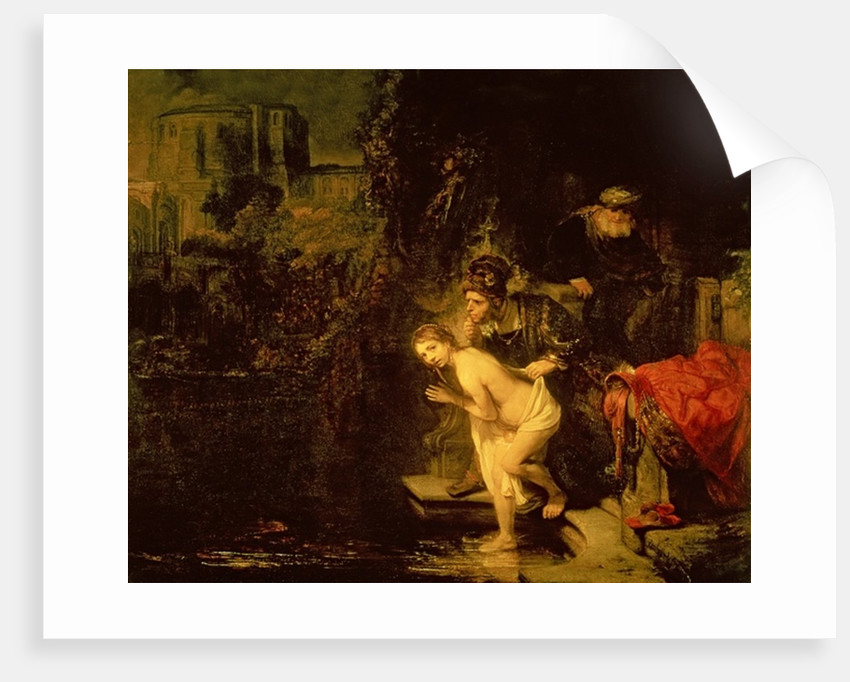 Susanna and the Elders, 1647 by Rembrandt Harmensz. van Rijn