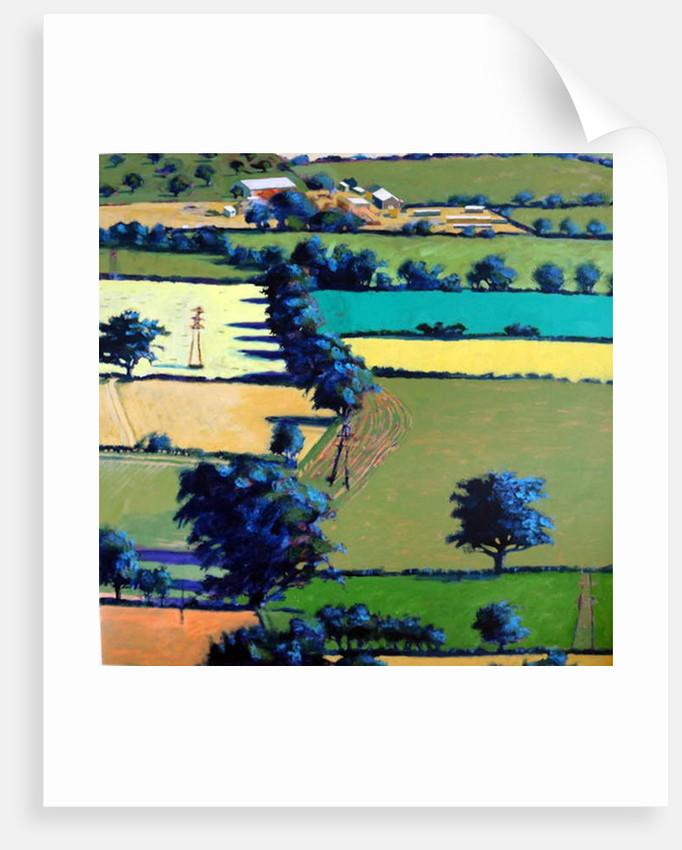Towards Upton by Paul Powis