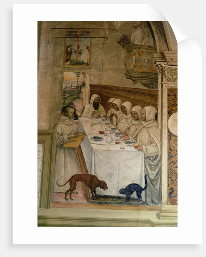 The Life of St. Benedict by L. & Sodoma G. Signorelli