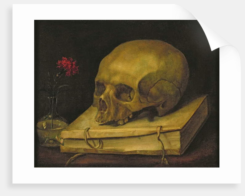 Vanitas, c.1644 by Jacques Linard