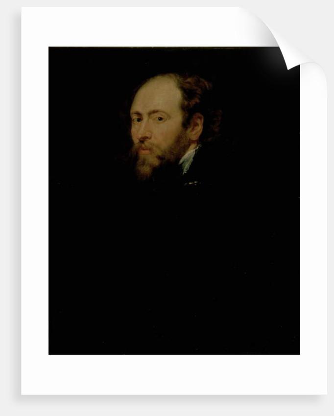 Self Portrait, c.1618 by Peter Paul Rubens