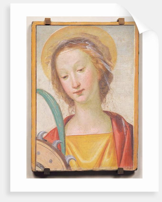 St. Catherine by Fra Bartolomeo