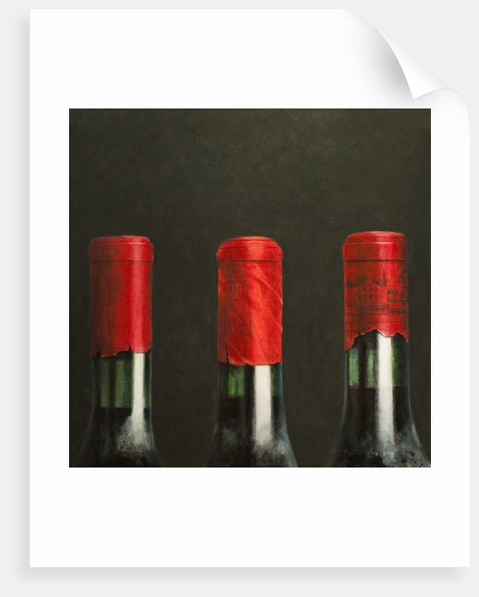 Three Wines by Lincoln Seligman