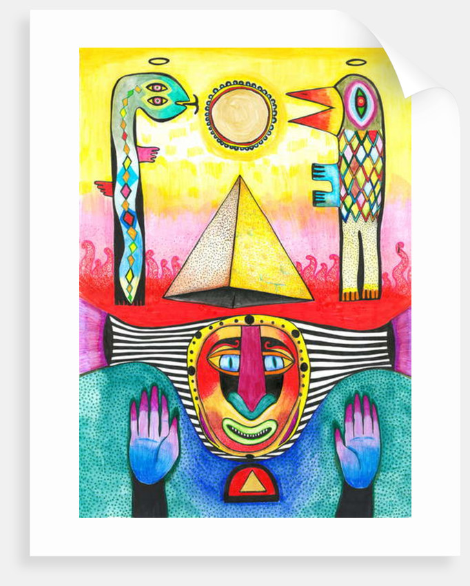 Sun Rituals by Zanara/ Sabina Nedelcheva-Williams