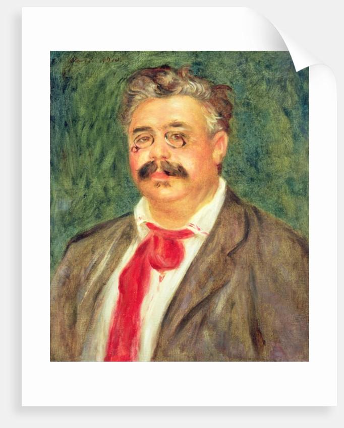 Portrait of Wilhelm Muhlfeld, 1910 by Pierre Auguste Renoir