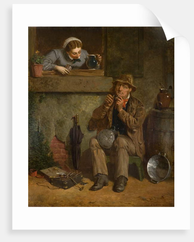 Creature Comforts, 1876 by James Stokeld