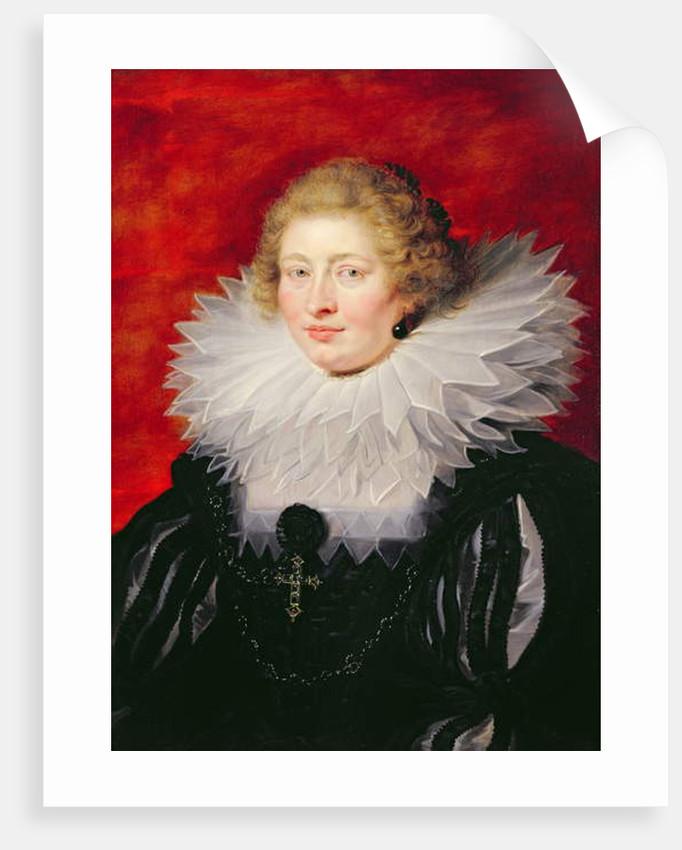 Portrait of Madame de Vicq, 1625 by Peter Paul Rubens
