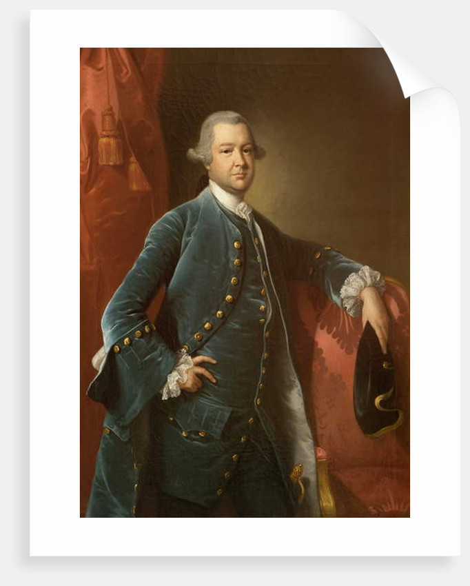 The Honourable Arthur Barry by Francis Cotes