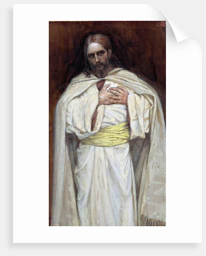 Our Lord Jesus Christ by James Jacques Joseph Tissot