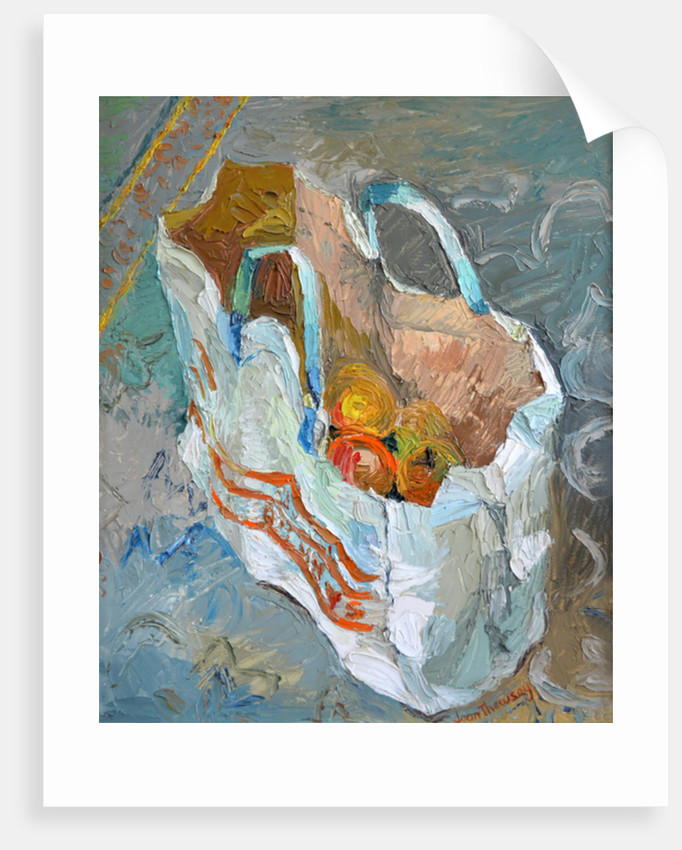 The Carrier Bag, 1981 by Joan Thewsey