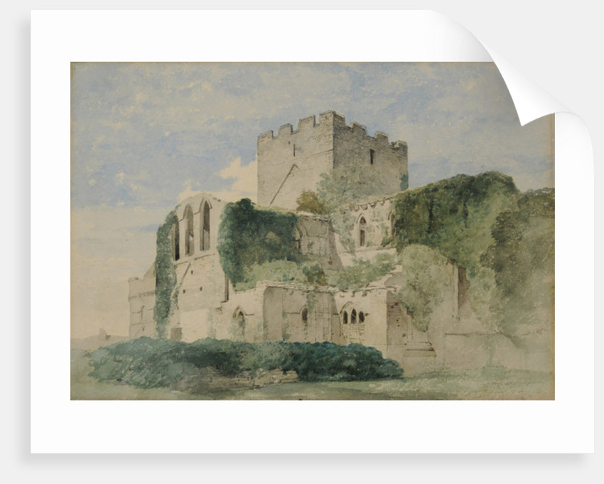 Lanercost Priory by William James Blacklock