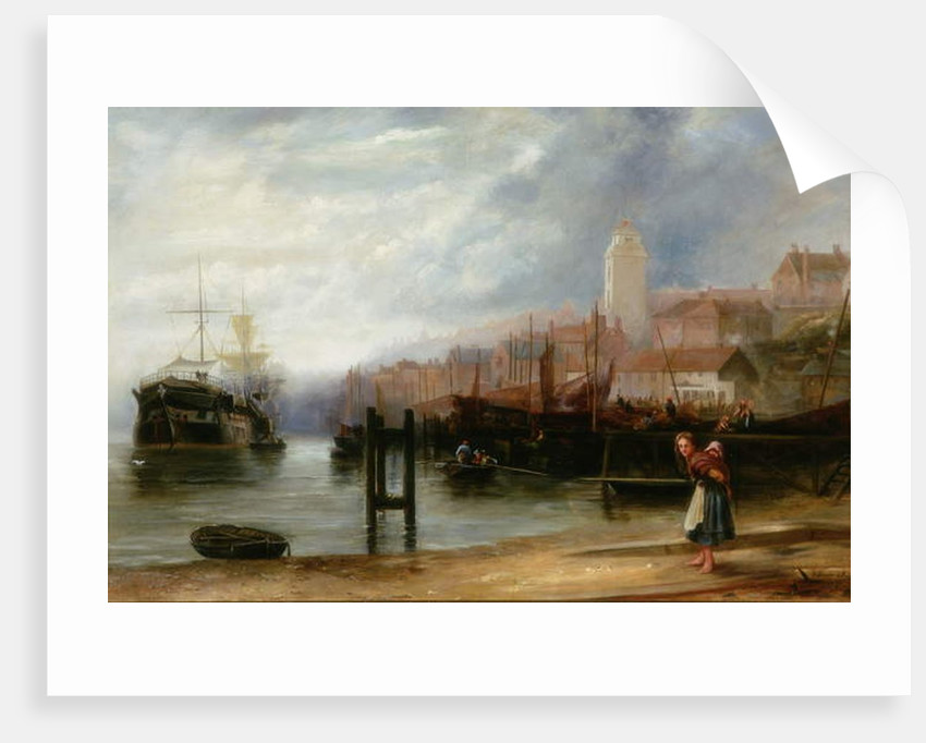 North Shields, 1880 by Stephen Brownlow