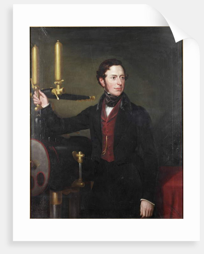William Armstrong by James Ramsay