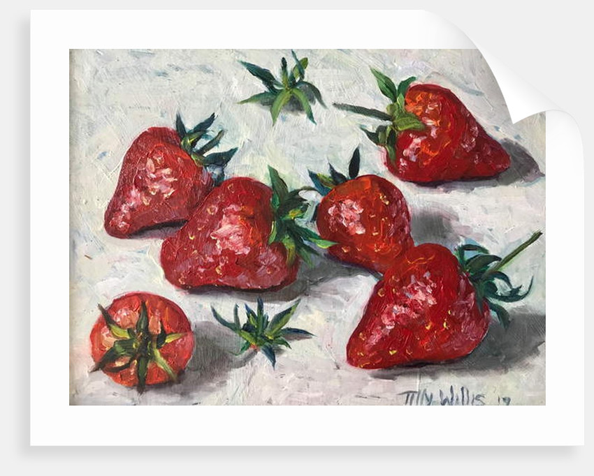 Strawberries by Tilly Willis