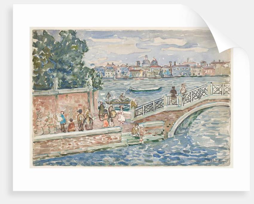 Venice by Maurice Brazil Prendergast