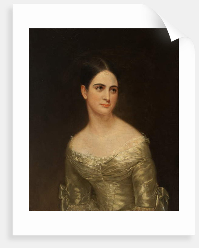 Miss Pearce, c.1840 by American School