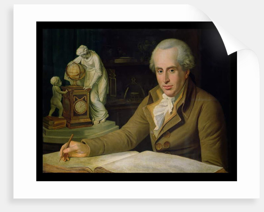 Benjamin Vulliamy, Clockmaker to King George III by Anonymous Anonymous