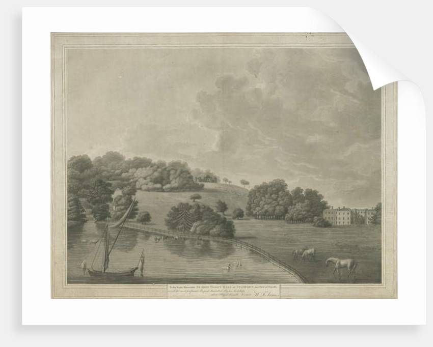 Enville Hall by School English