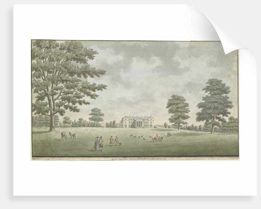 Fisherwick Hall by School English