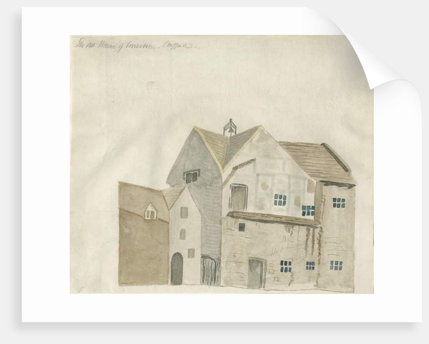 Stafford - The Old House of Correction by School English