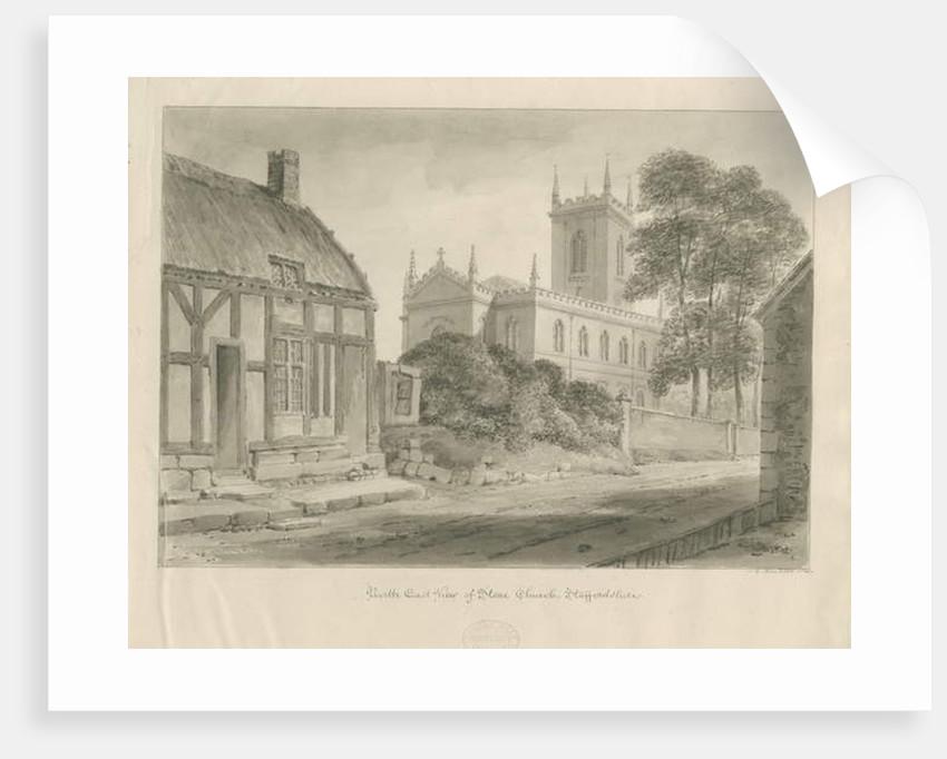 Stone Church by John Chessell Buckler