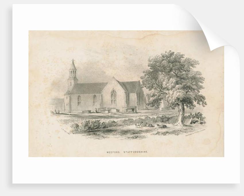 Weeford Church by School English