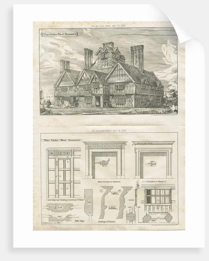West Bromwich - 'The Oaks' by School English