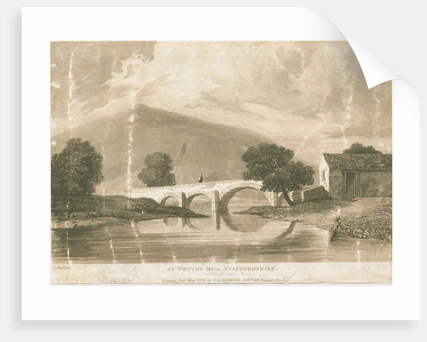 Wetton Mill by School English