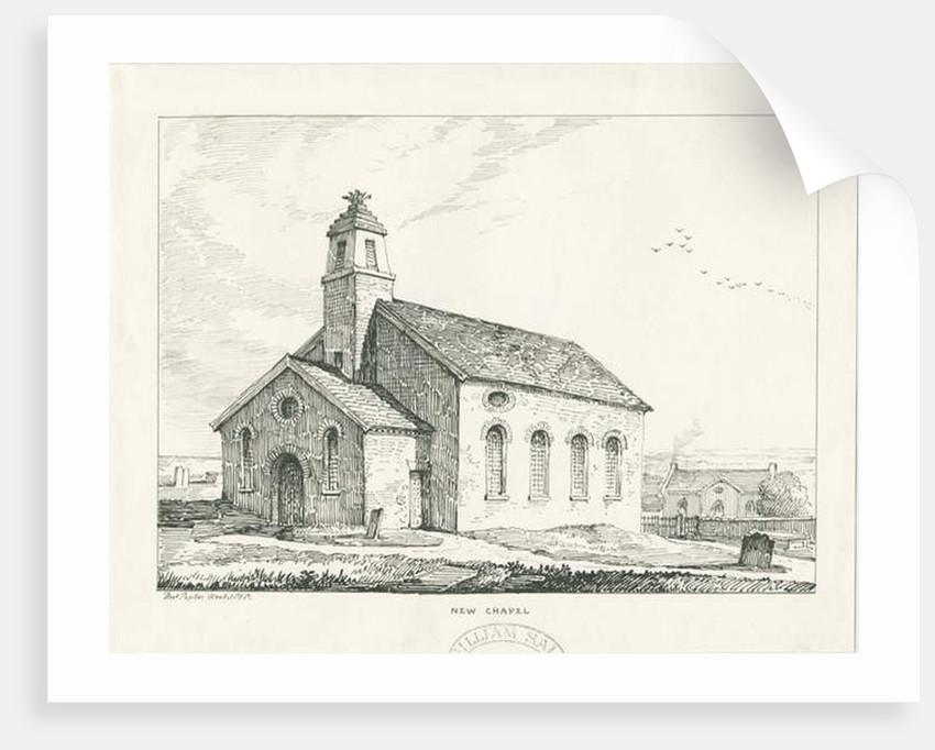 Wolstanton - New Chapel by Thomas Peploe Wood