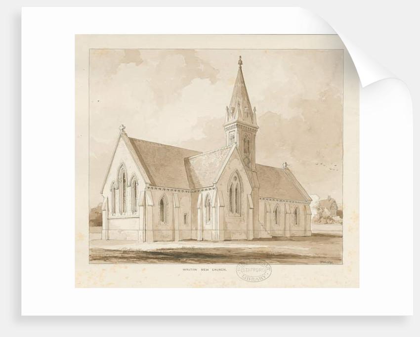 Walton-on-the-Hill Church [New] by Thomas Peploe Wood