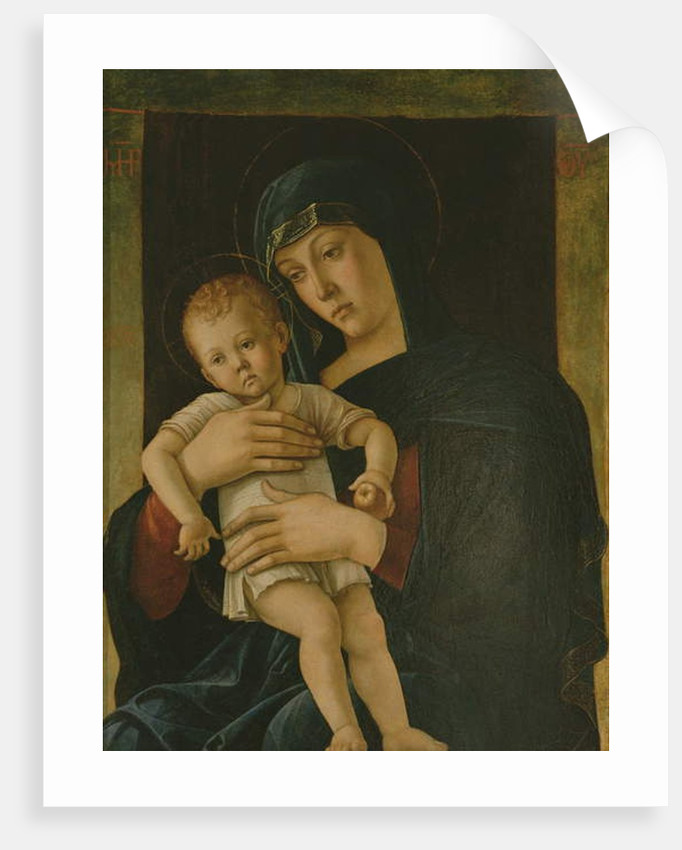 Virgin and Child by Giovanni Bellini