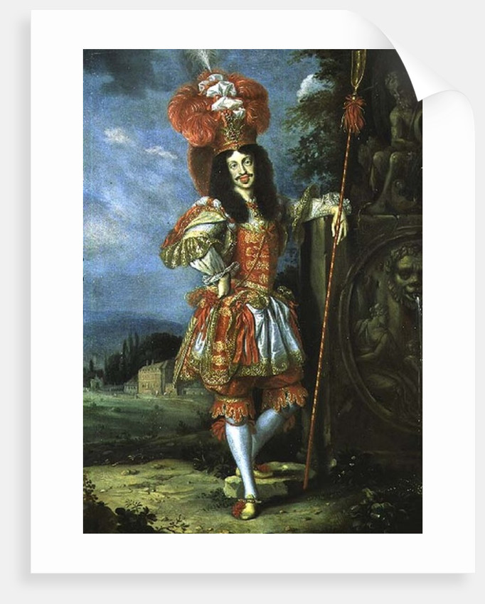 Leopold I by Thomas of Ypres