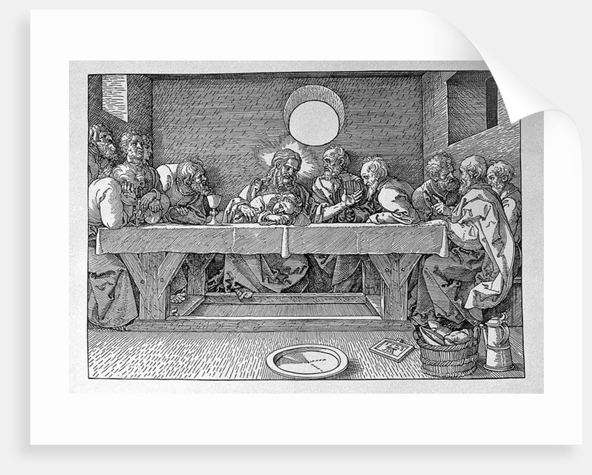 The Last Supper by Albrecht Dürer or Duerer