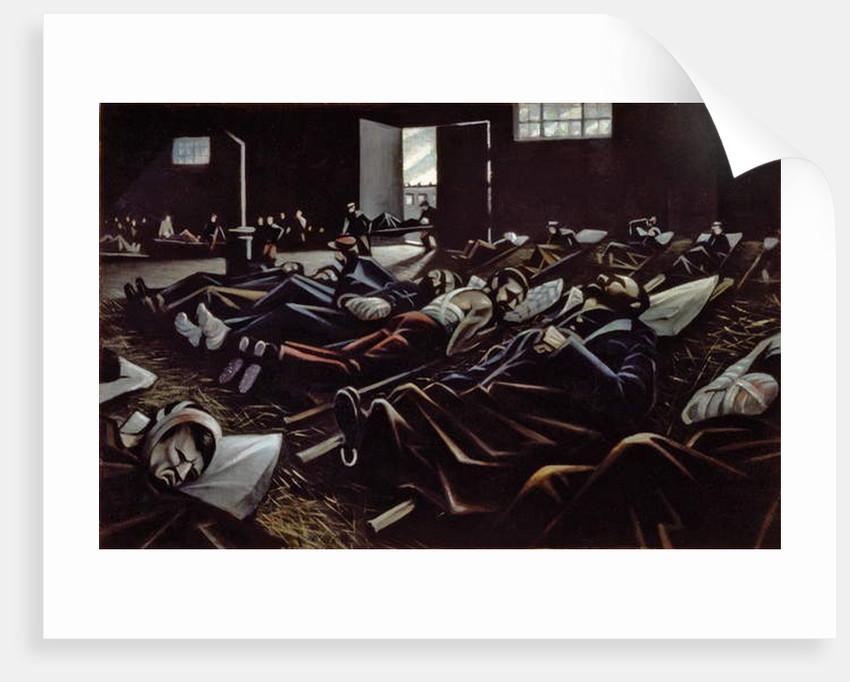 La Patrie by Christopher Richard Wynne Nevinson