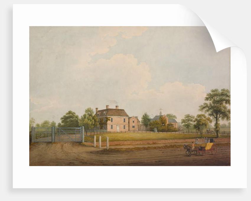 Homer Family Residence, Balsall Heath, 1799 by S. Wright