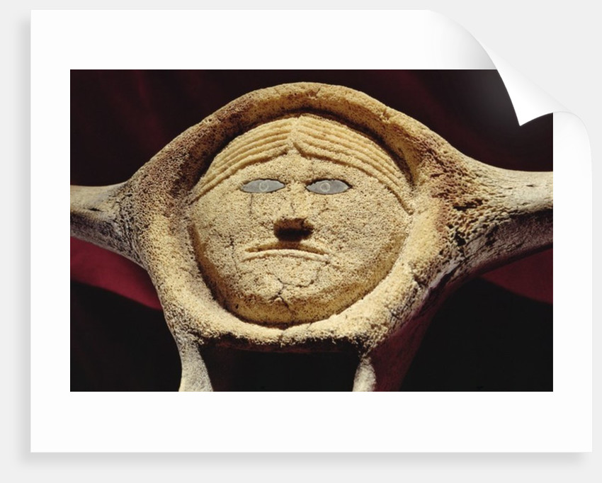 Janus Head by Inuit School